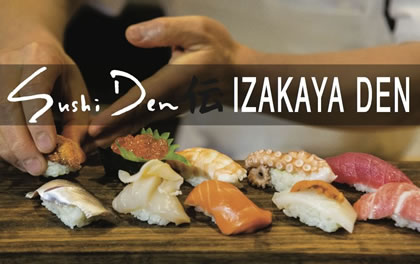 Sushi Den Image