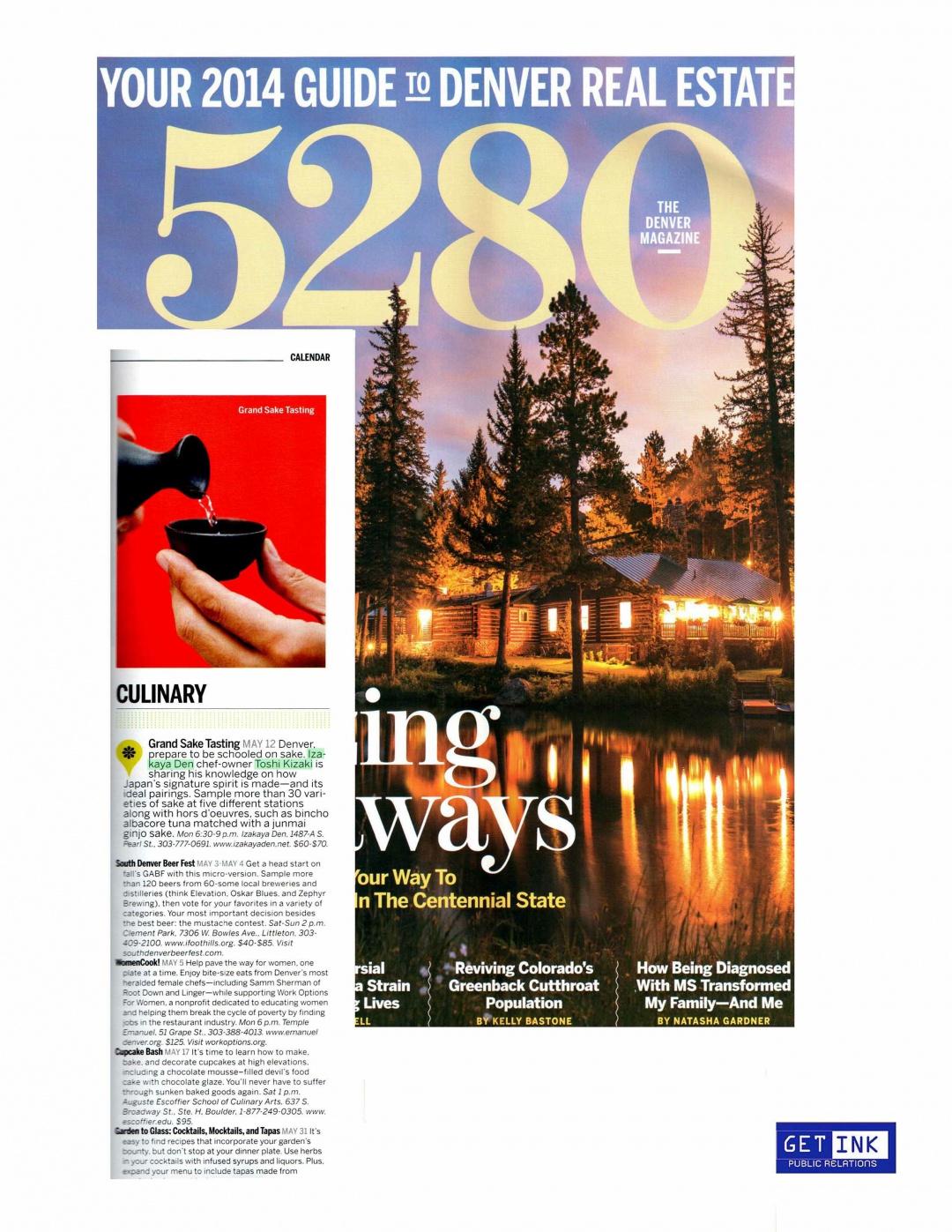 5280 Magazine May 2014