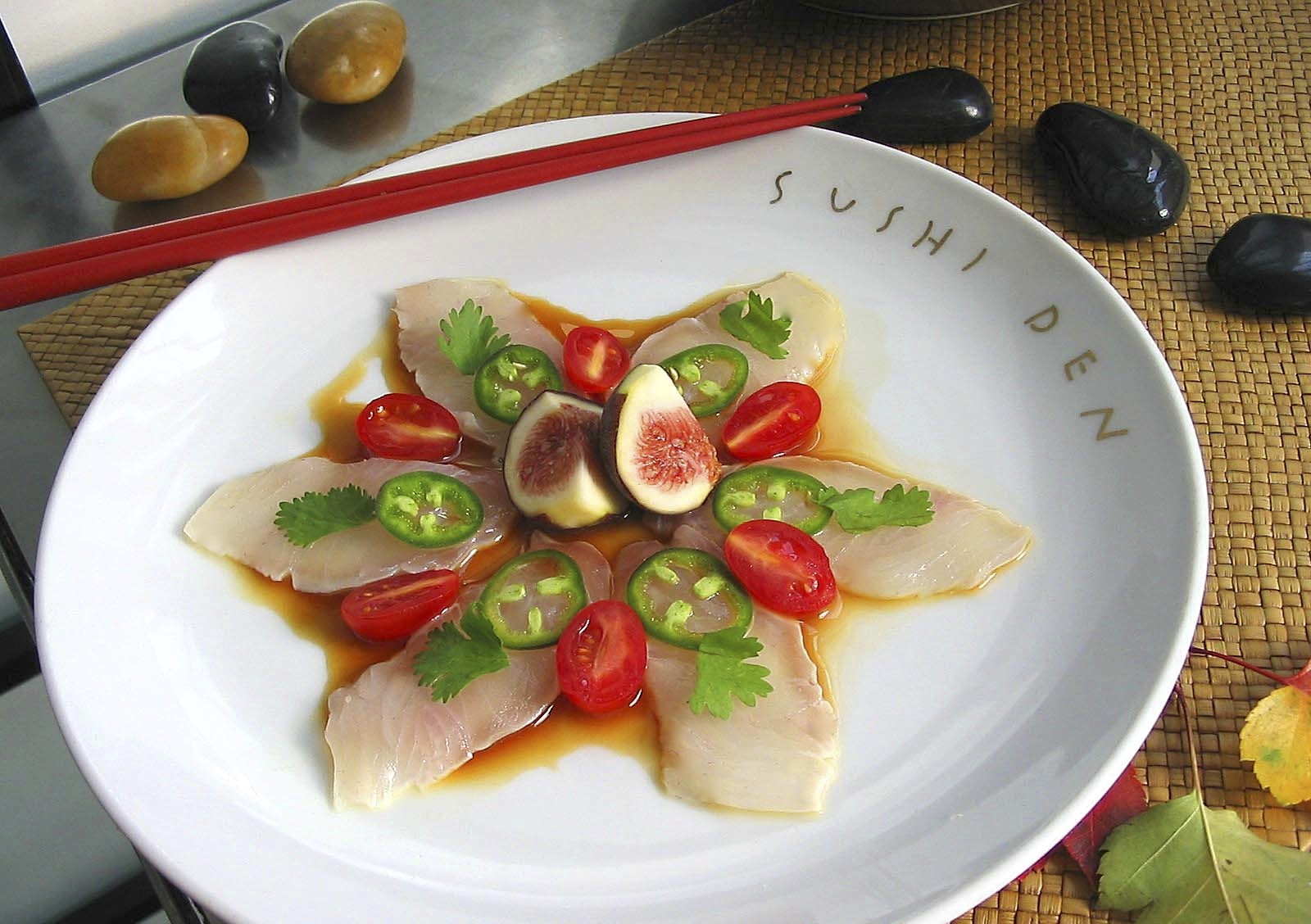 Sushi Den Food Jalapeno Sashimi 003