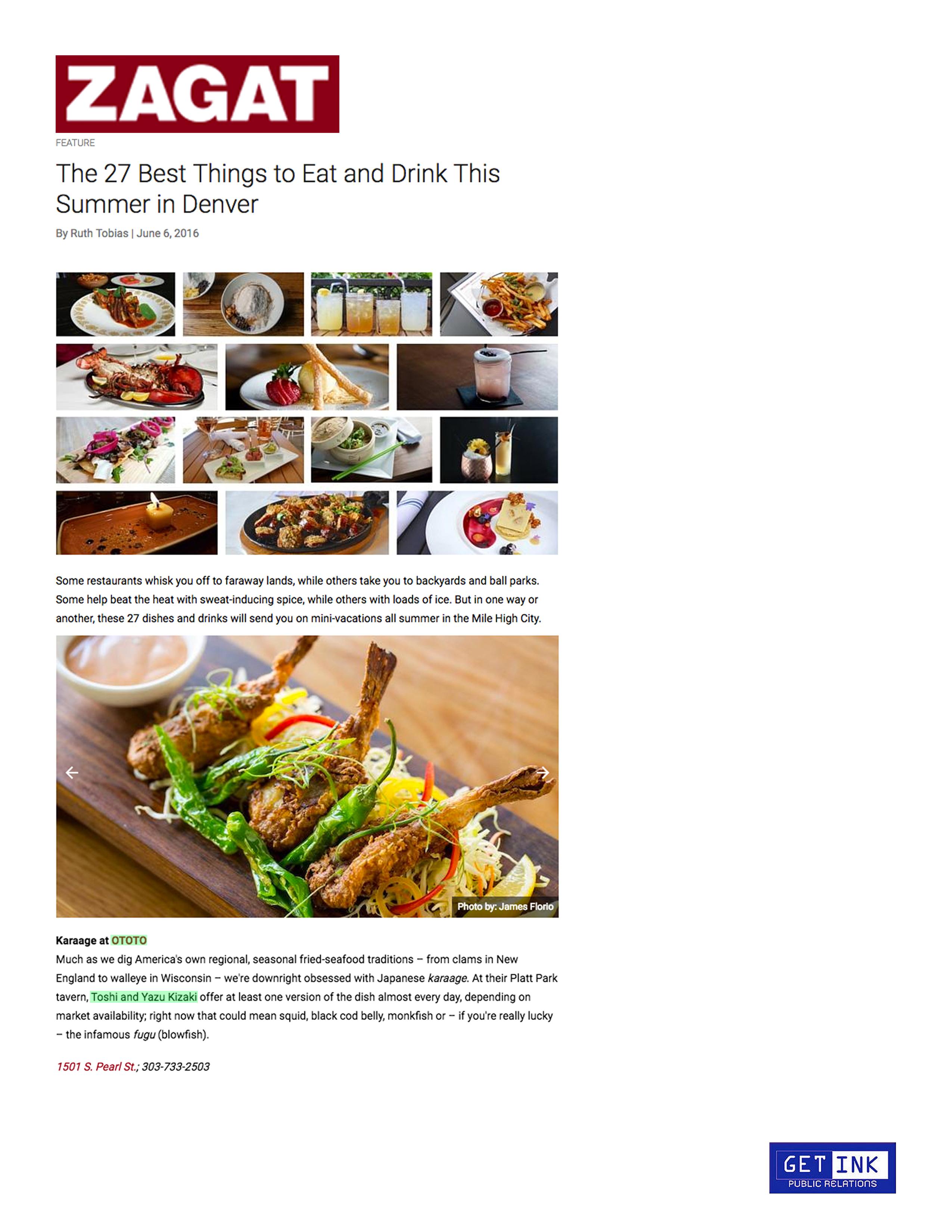 Zagat.com Sushi Den