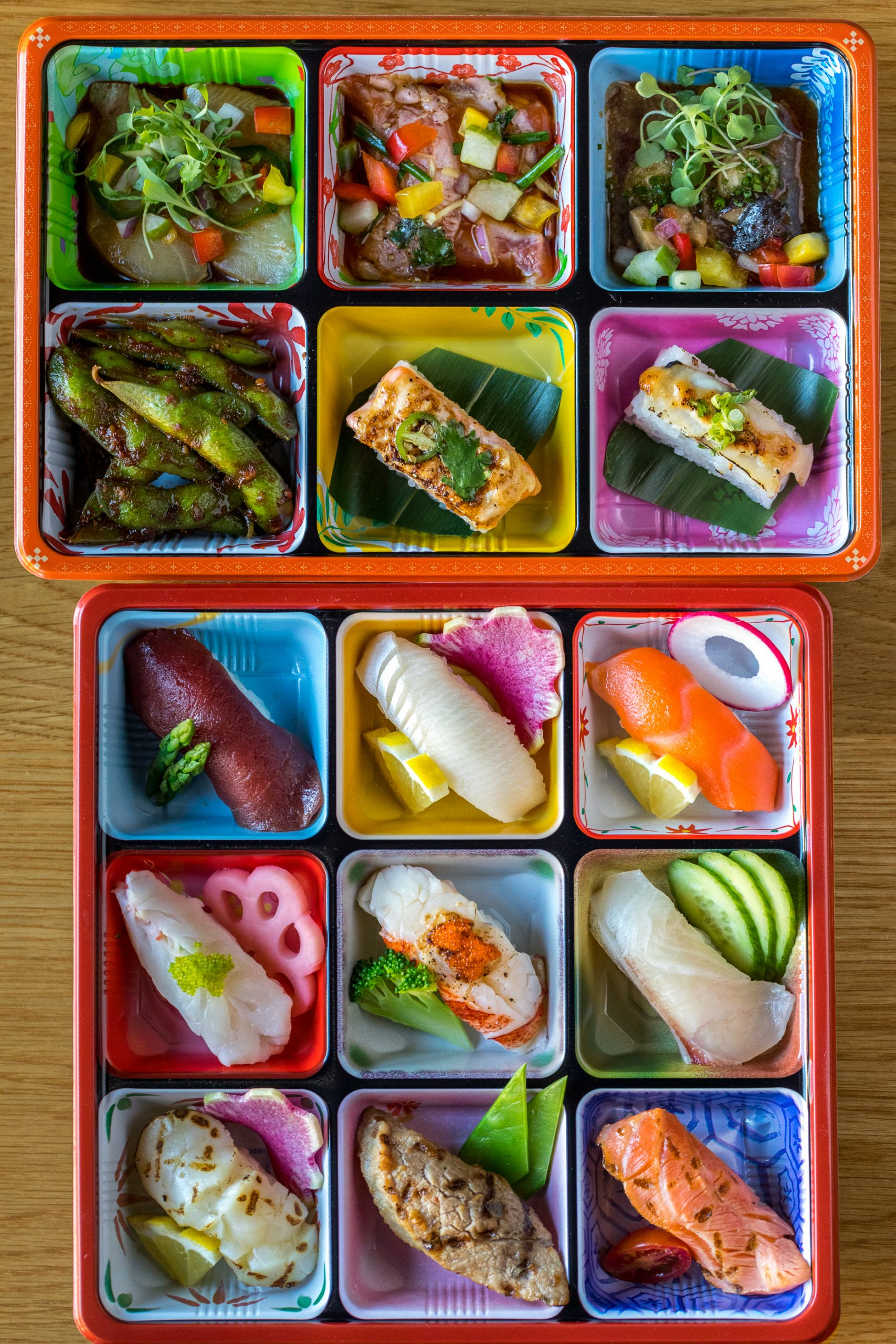 Sushi Den_Bento Boxes_First Finals_23
