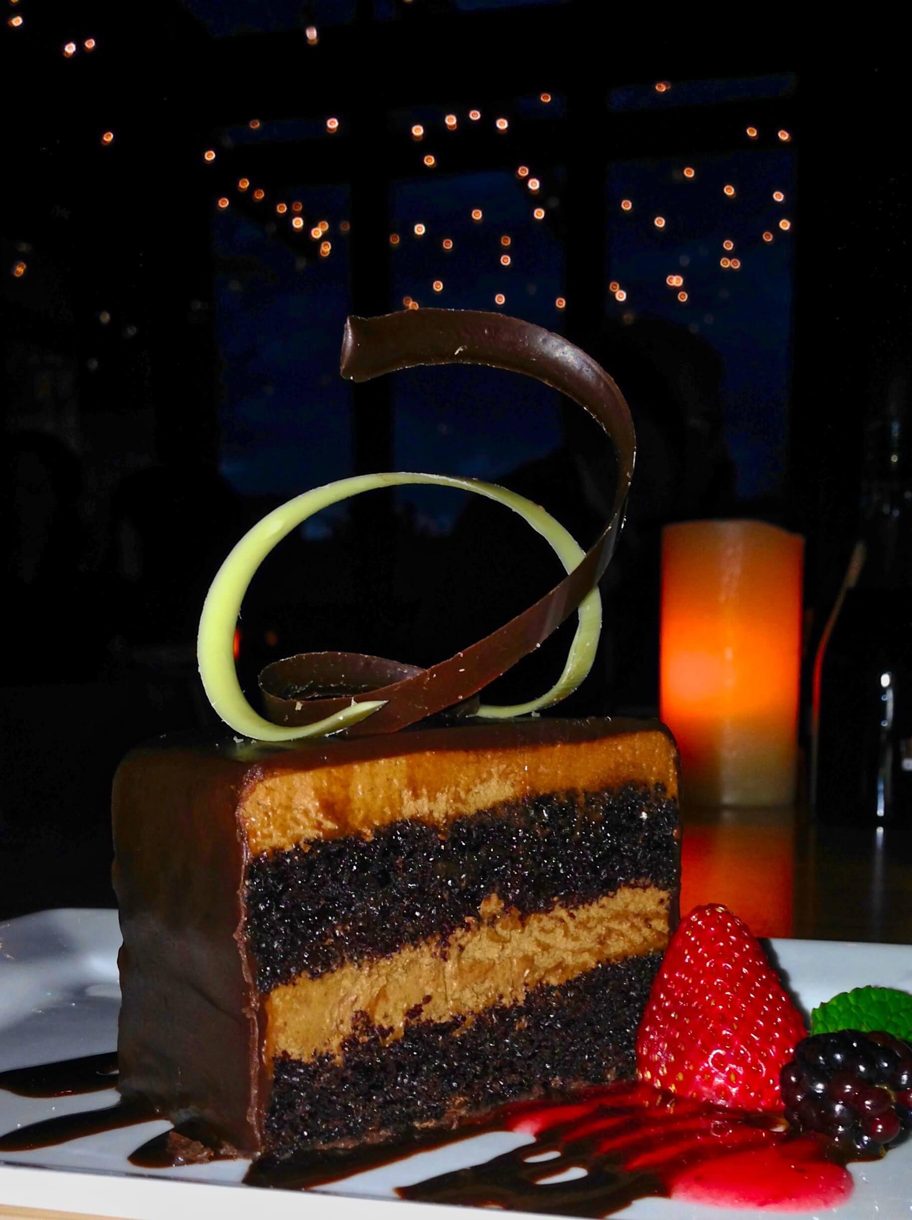 Belgian Chocolate Cake