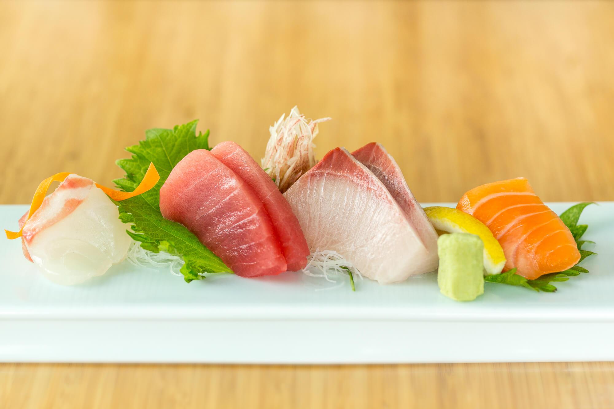 Sushi Den Sashimi 1