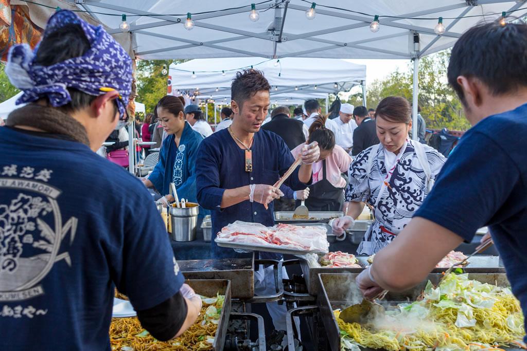 Den Corner Fundraiser – Japanese Street Fair