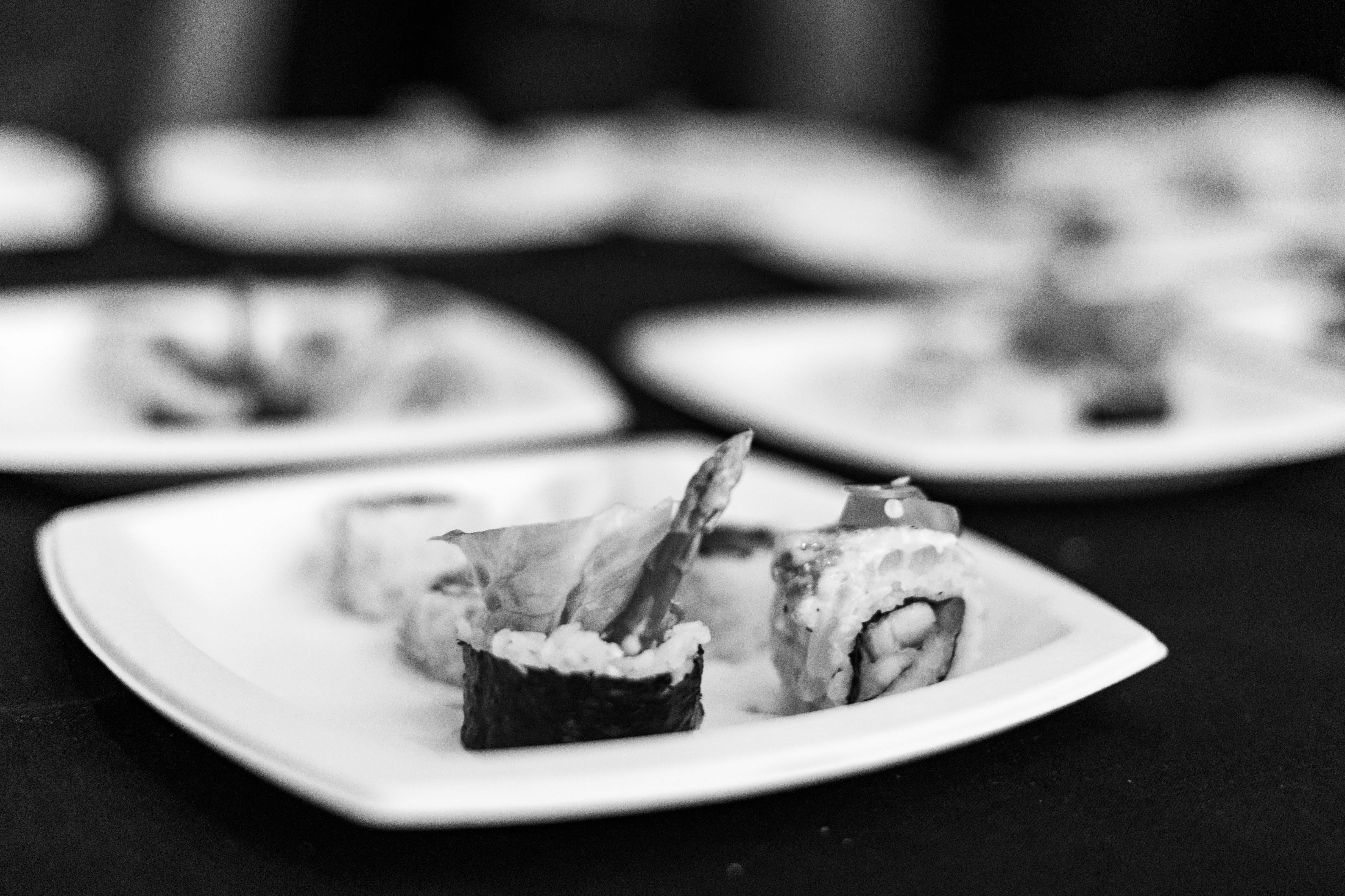 Sushi Den B&W-5955