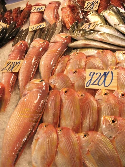 Tai (Red Snapper)